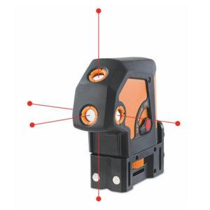 Máy cân bằng laser 5 điểm GEO5P GEO-Fennel