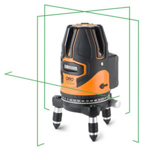 Máy cân bằng laser 5 tia xanh FLG 64 Green HP GEO-Fennel