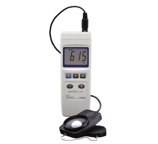 Máy đo ánh sáng lux kế 840006 Sper Scientific