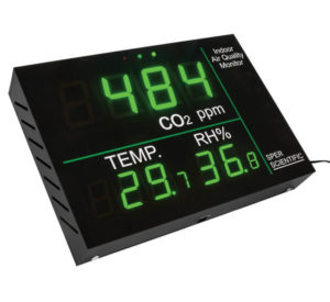 Máy đo CO2, nhiệt độ, độ ẩm 800051 Sper Scientific