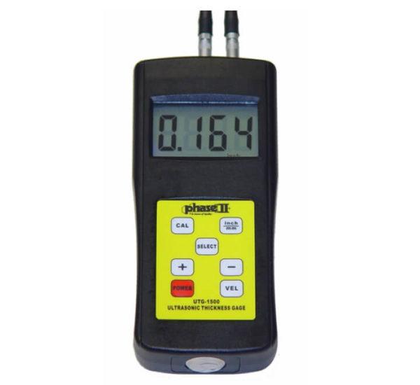 Máy đo độ dày kim loại UTG-1500 Phase II+