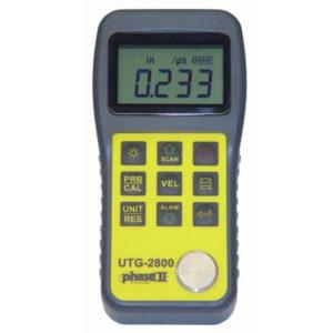 Máy đo độ dày siêu âm