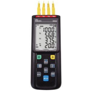 Máy đo nhiệt 4 kênh Datalog 800024 Sper Scientific