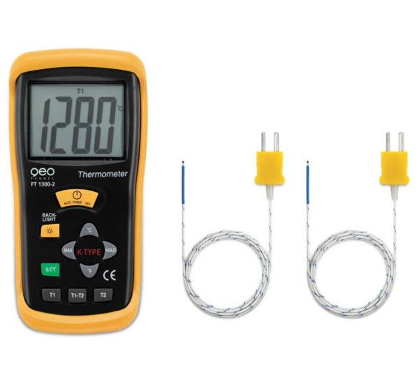 Máy đo nhiệt độ cầm tay FT1300-2 GEO-Fennel