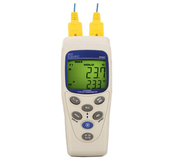 Máy đo nhiệt độ điện tử 800007 Sper Scientific
