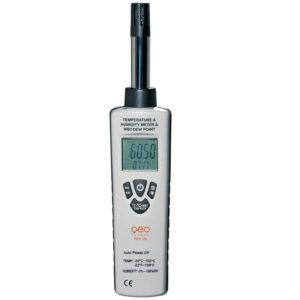 Máy đo nhiệt độ độ ẩm FHT 100 Geo-Fennel