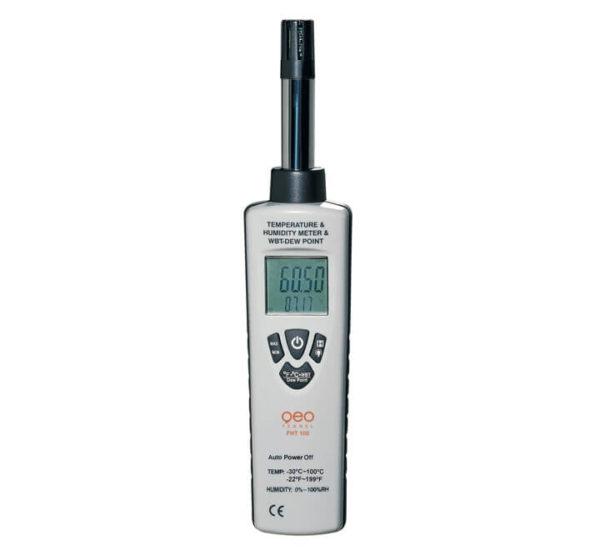 Máy đo nhiệt độ độ ẩm FHT 100