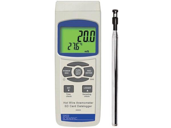Máy đo gió 850024 Sper Scientific