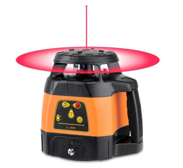 Máy laser xoay 1200m FL 245HV+ GEO-Fennel