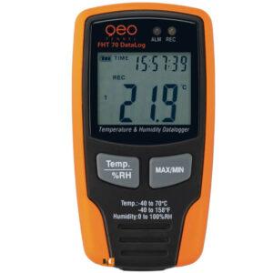 Nhiệt ẩm kế FHT 70 Datalog Geo-Fennel