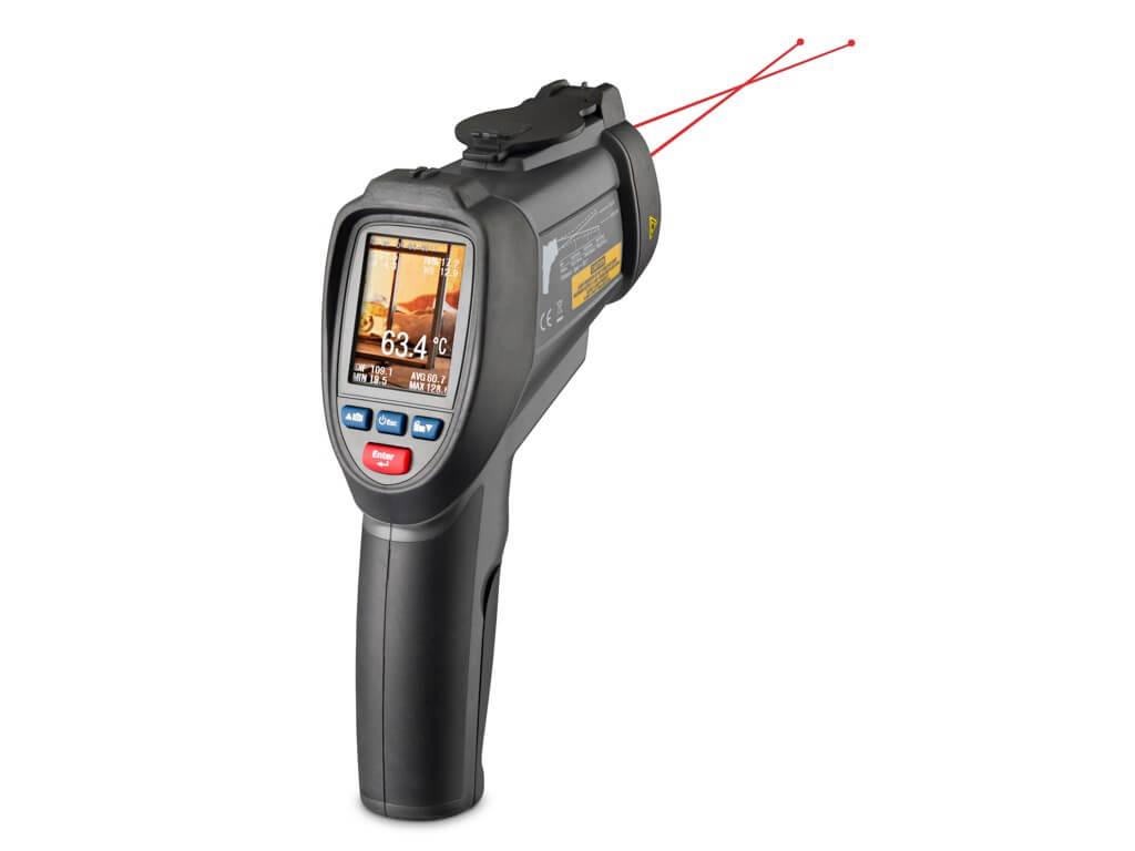 Camera đo nhiệt độ FIRT 1000 Datavision | Geo-Fennel