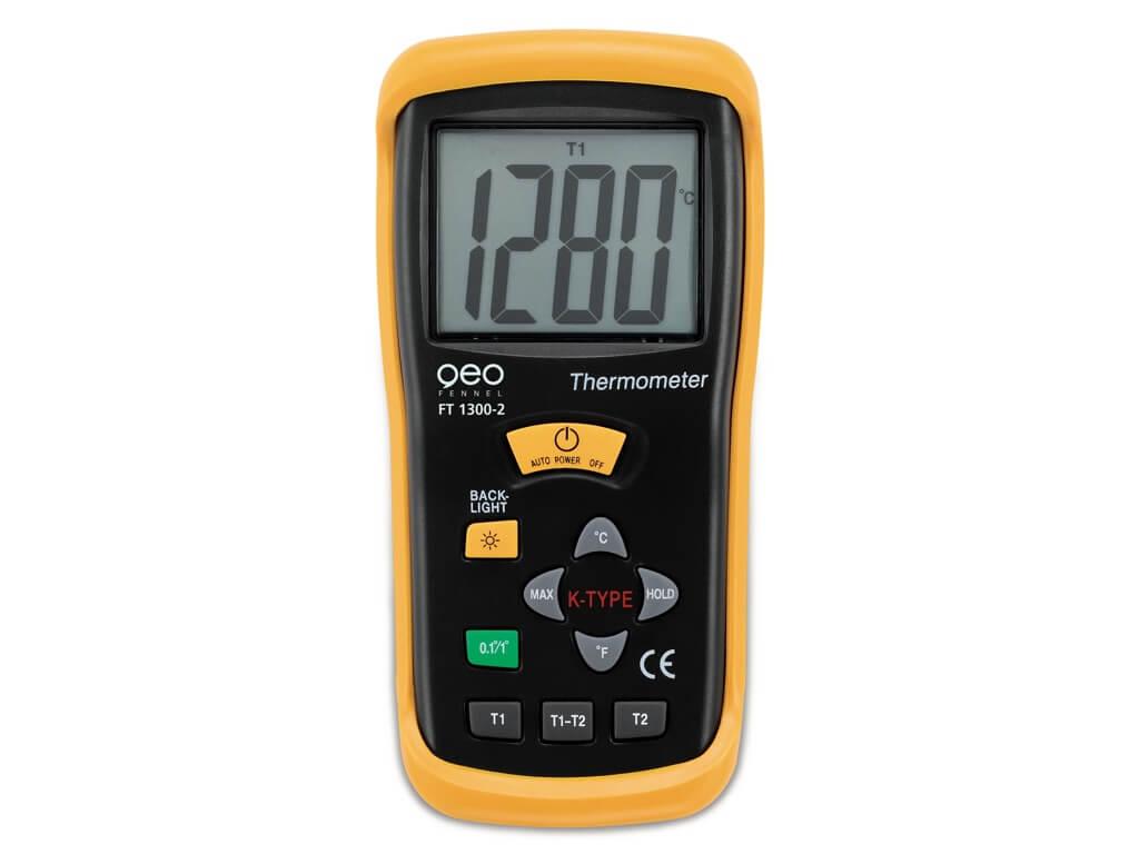 Đồng hồ đo nhiệt độ FT 1300-2 | Geo-Fennel