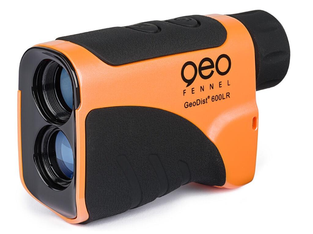 Ống nhòm đo khoảng cách golf 600m Geodist 600LR | Geo-Fennel